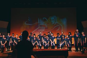Kikkake, Okinawa concert, 2019 – picture by Yuta Nakama